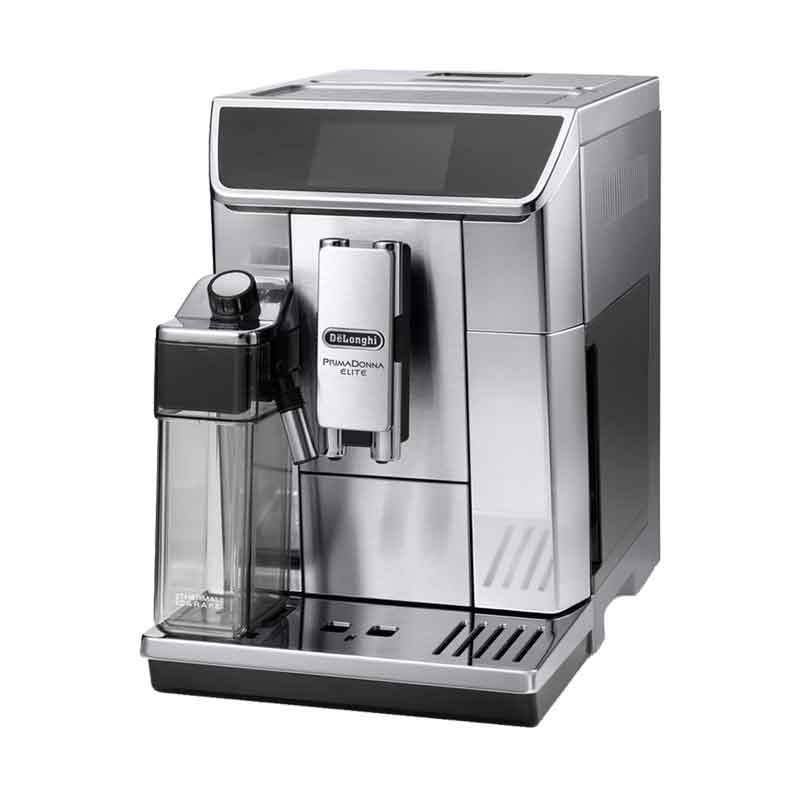 Mesin Espresso Kopi Model ECAM650 75 MS DeLonghi