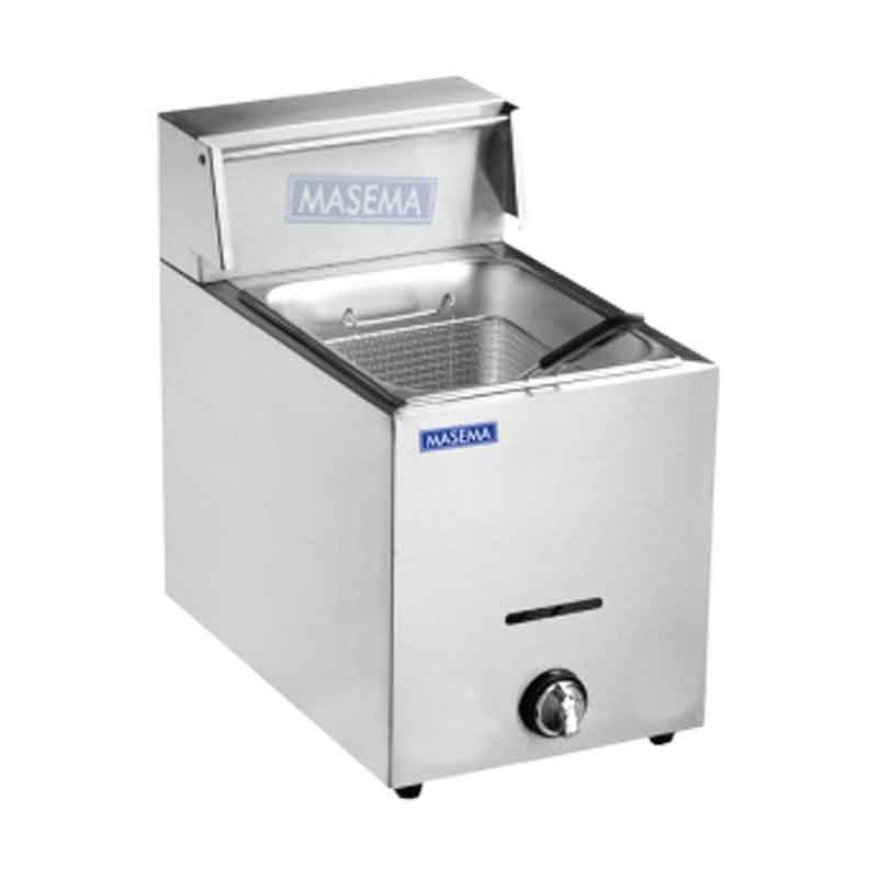 Gas Deep Fryer Model MS-SC72 Masema
