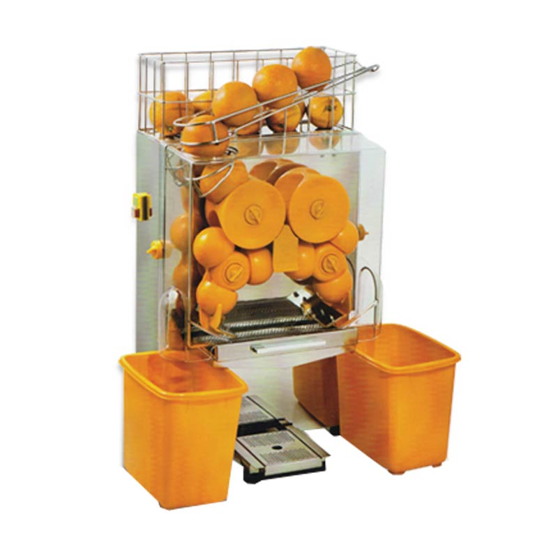 Mesin Pembuat Es Jeruk/ Orange Juicer Model ORJ-G4 FMC