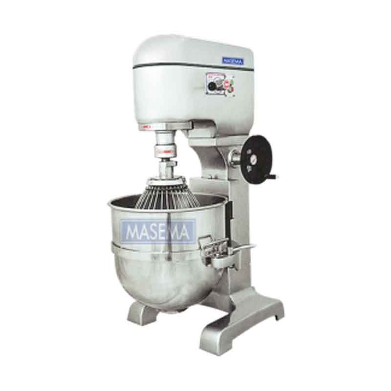 Alat Pembuat Adonan/Planetary Mixer Model MS-B30 Masema