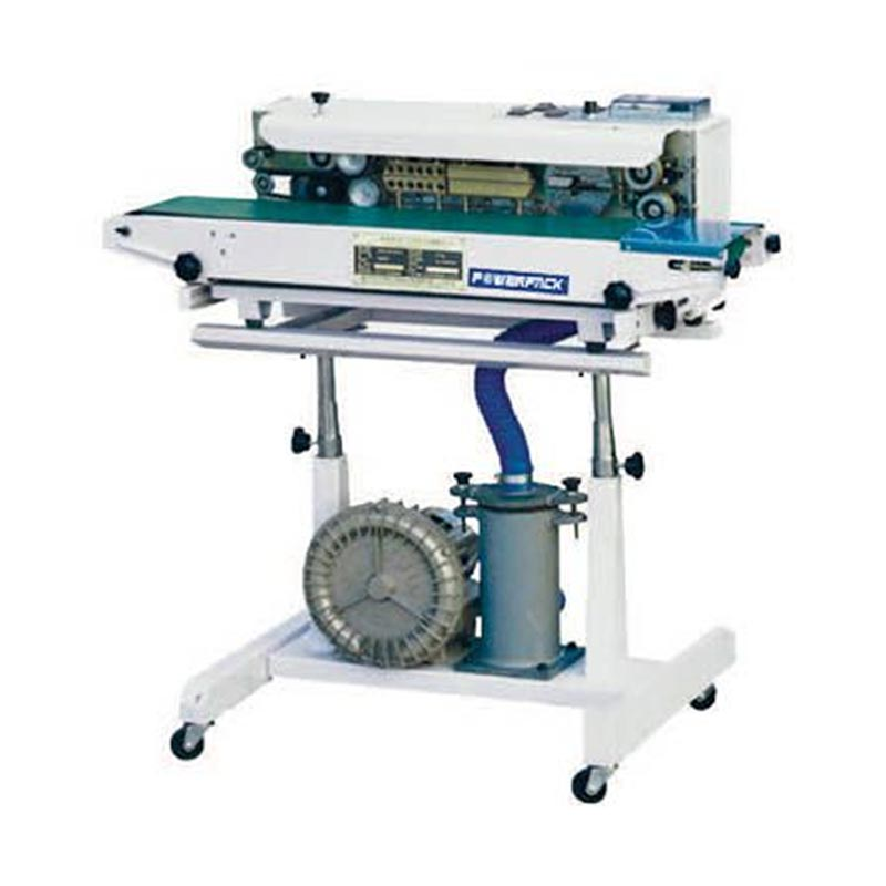 Continuous Band Sealer Model SF-150G (Gas Filling) Powerpack