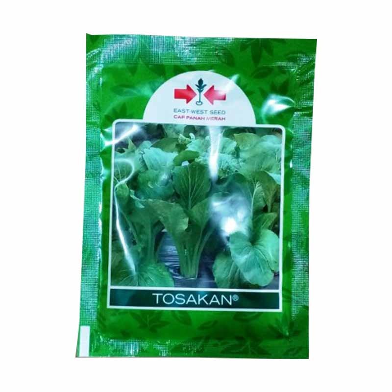 Benih Caisim TOSAKAN 25 g (Small Pouch)