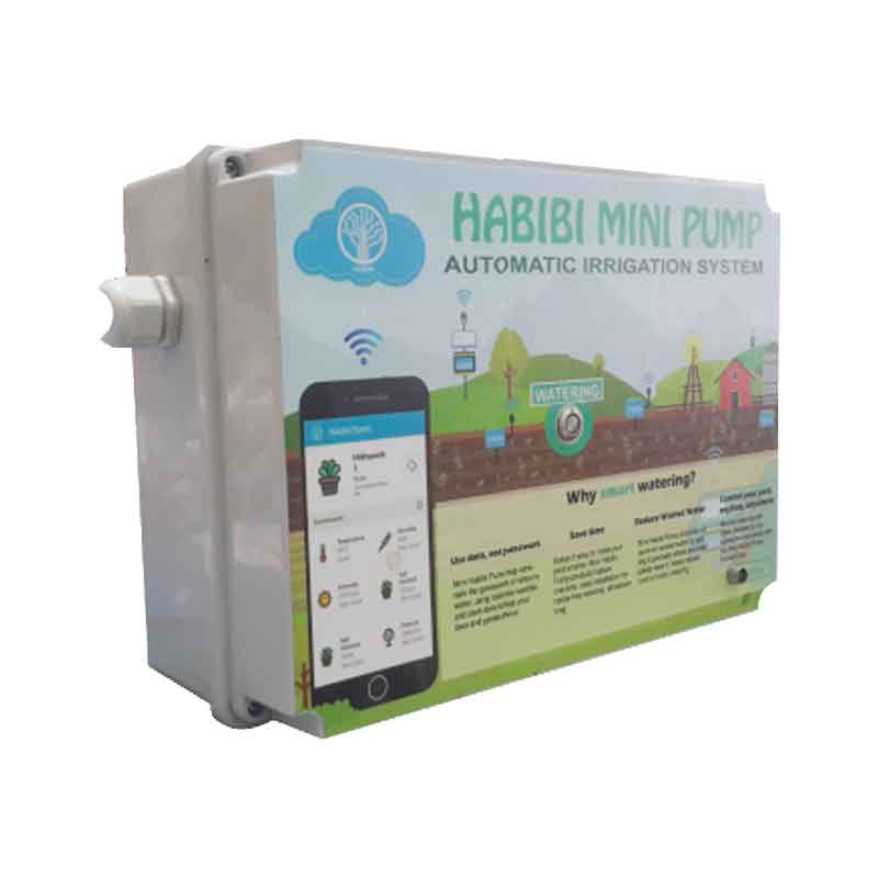 Habibi Mini Pump (Input & Output Panel)