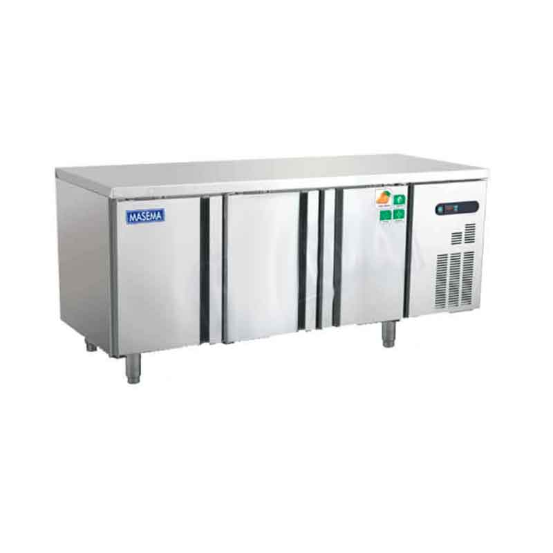 Kabinet Pendingin/Under Counter Freezer Model MSB-TD 120 Masema