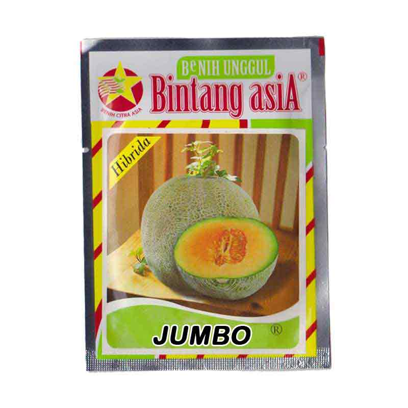 Benih Melon Jumbo F1 Regular